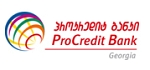 logo ProCredit Bank Georgia © ProCredit Bank Georgia