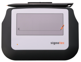 signotec Sigma Lite (without background) © signotec GmbH