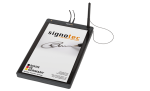 signotec Signature Pad Alpha - standby