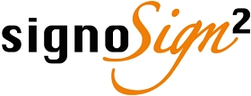 signotec signoSign/2 Logo small © signotec GmbH