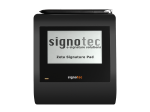 signotec Zeta Top with backlight